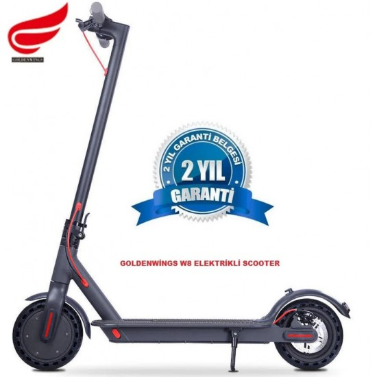 "Electroll W350 Pro Elektrikli Kick Scooter 8,5"""